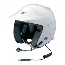 Casque OMP Jet 10 Hans Intercom SA2010