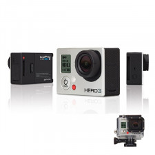 Caméra GoPro HD Hero3 Black Edition 12MP