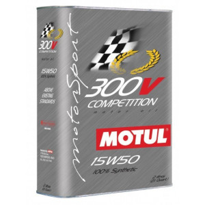 Buy 3 MOTUL 300V 15W50 COMPETITION and get 1 FREE OCTANE BOOSTER