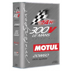Buy 3 MOTUL 300V 20W60 and get 1 FREE OCTANE BOOSTER