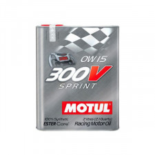 Buy 3 MOTUL 300V 0W15 SPRINT and get 1 FREE OCTANE BOOSTER