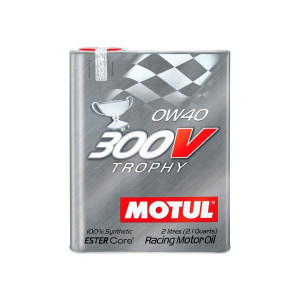 Buy 3 MOTUL 300V 0W40 TROPHY and get 1 FREE OCTANE BOOSTER