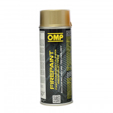 OMP 800° Gold High Temperature Paint / Spray