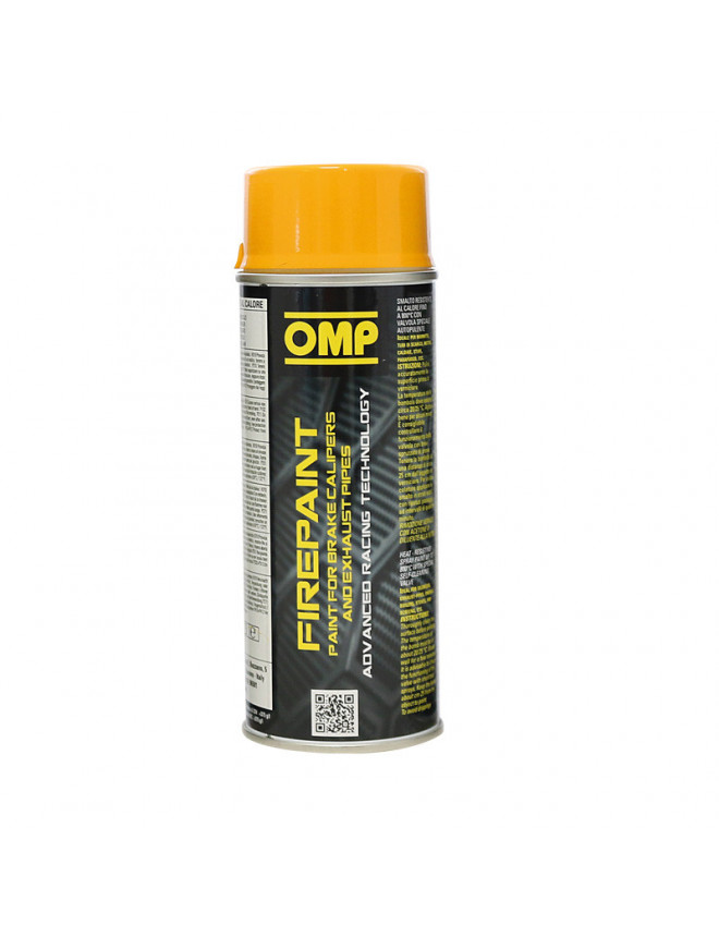 OMP 800° Yellow High Temperature Paint / Spray
