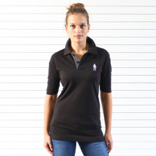 Polo Racing Spirit Driver Icon Manche Courte