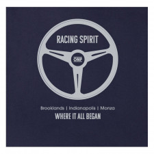 T-Shirt Racing Spirit Where it all began Manches Courtes