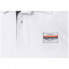 Racing Spirit Logo Short Sleeve Polo