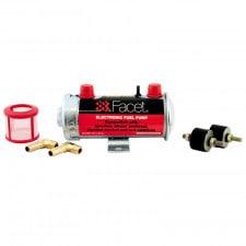 Facet Silver 2 Top Fuel Pump Kit 132L/h 450/500g