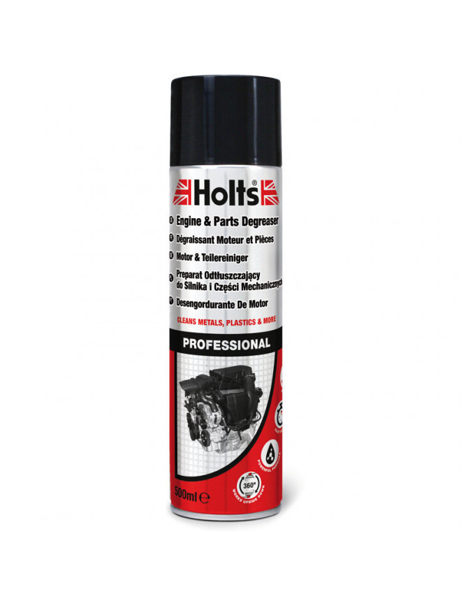 Holts Engine & Parts Degreaser spray 500mL
