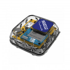 Sparco Trackmate Telemetry Data Measurement