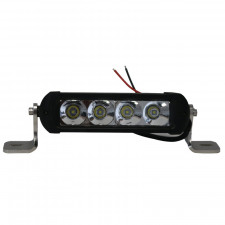 Phare LED RACING Pro SW-4 noir 4 Modules 3600 Lumens 40w
