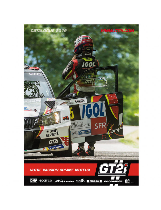 GT2i 2019 French Race Catalog