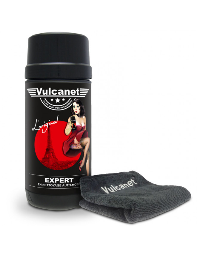 Vulcanet 80 Wipes Box Cleaning  / Lustring