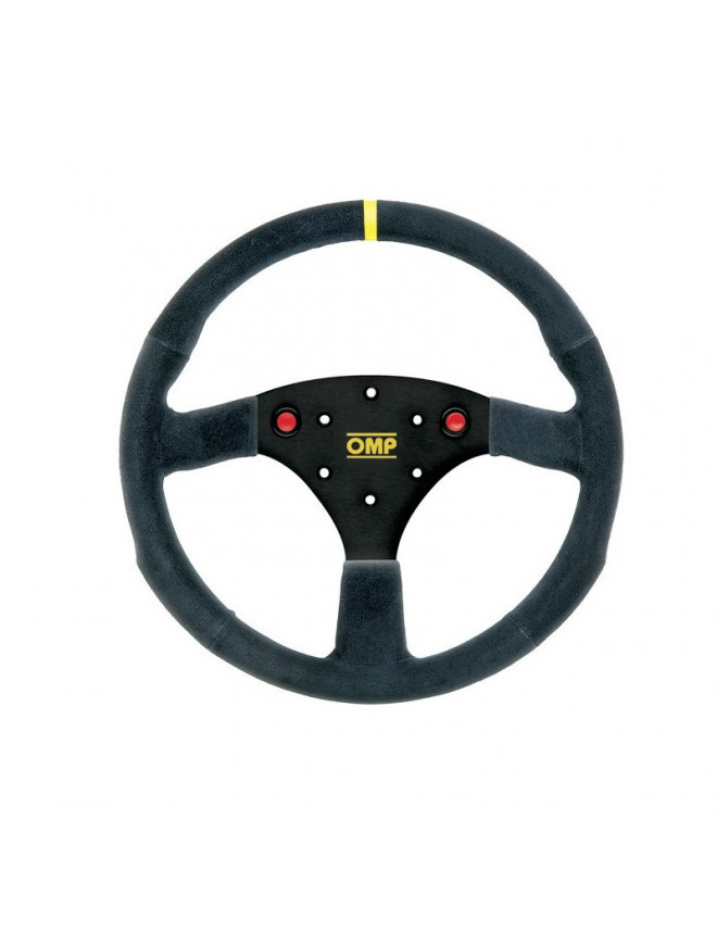 OMP Steering Wheel 320 Alu S 320mm without horn
