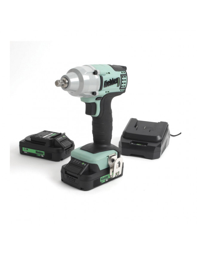 18V 3/8'' 220Nm Impact wrench + case