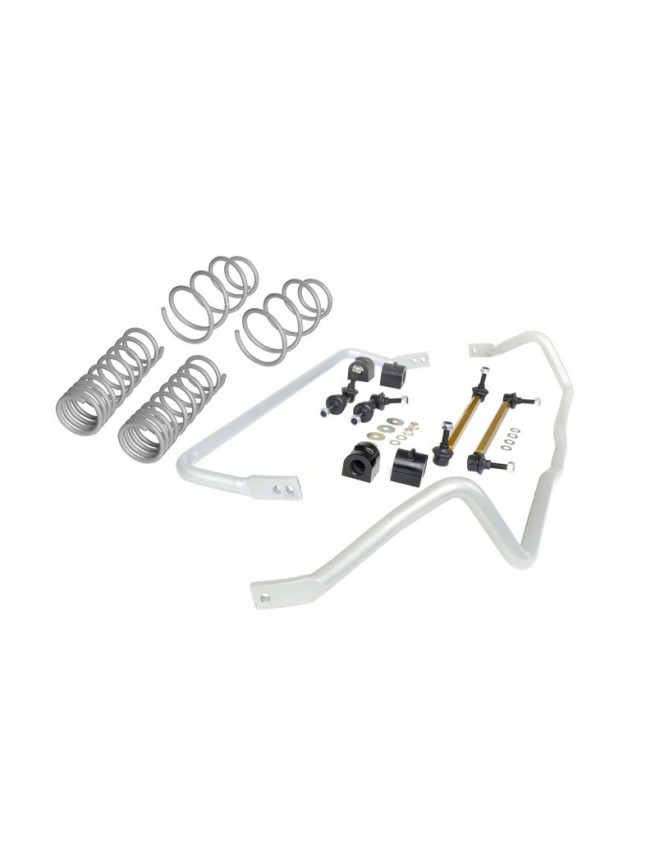 Front and Rear Grip Series Kit Ford Focus III 1.5 EcoBoost 150cv 2014/09-2018/12