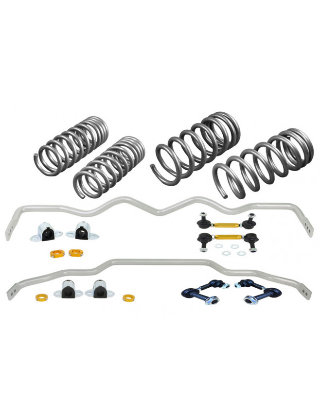 Front and Rear Grip Series Kit Nissan 370 Z Coupé 3.7 328cv 2009/06-2018/12