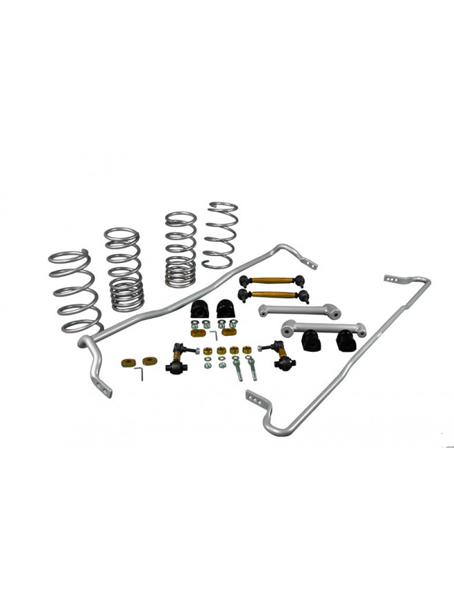 Front and Rear Grip Series Kit Toyota GT 86 Coupé 2.0 GT 200cv 2012/03-2018/12