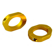 Sway bar - lateral lock 23-24mm - prevents lateral sway bar movement - suits OEM and a/market bars - image #