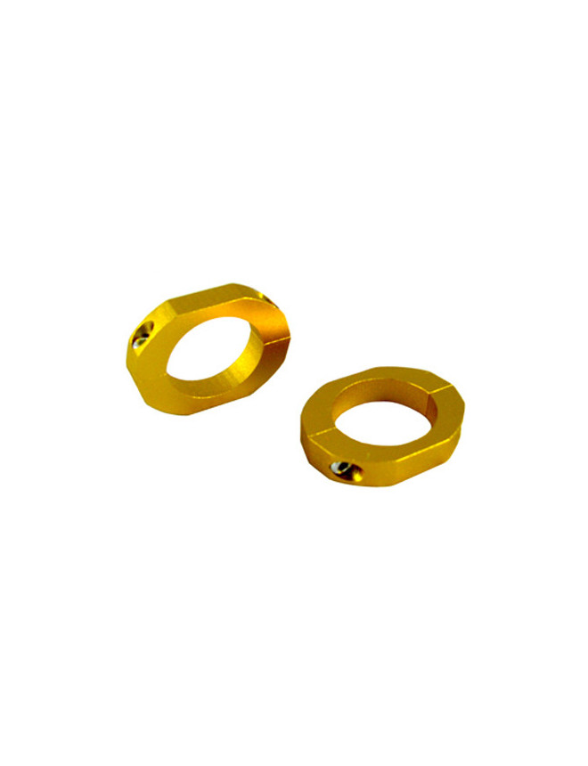 """Sway bar - lateral lock 28-30mm (1 1/8"""") - prevents lateral sway bar movement - suits OEM and a/market bars"""