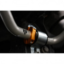 """Sway bar - lateral lock 28-30mm (1 1/8"""") - prevents lateral sway bar movement - suits OEM and a/market bars - image #"""