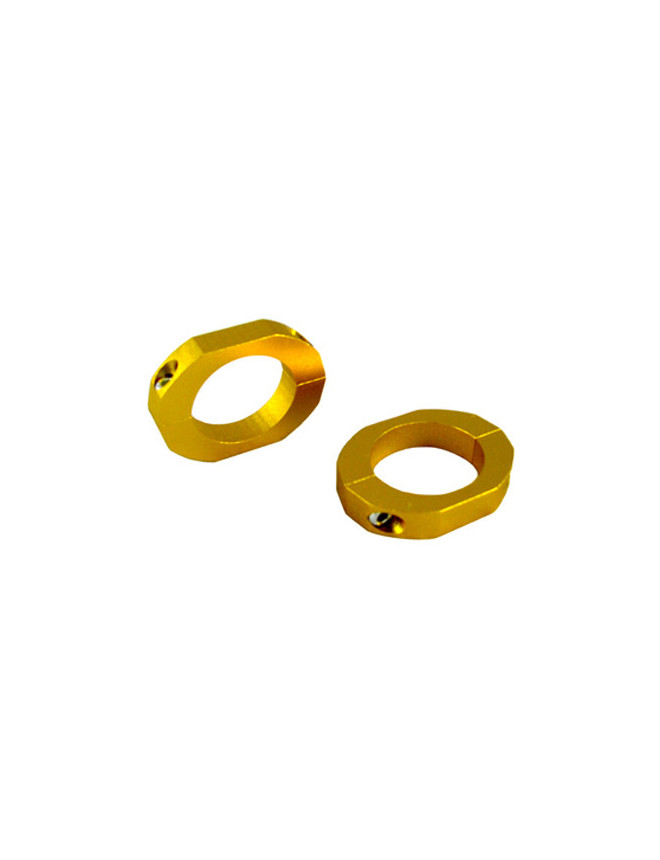 """Sway bar - lateral lock 31-33mm (1 1/4"""") - prevents lateral sway bar movement - suits OEM and a/market bars"""