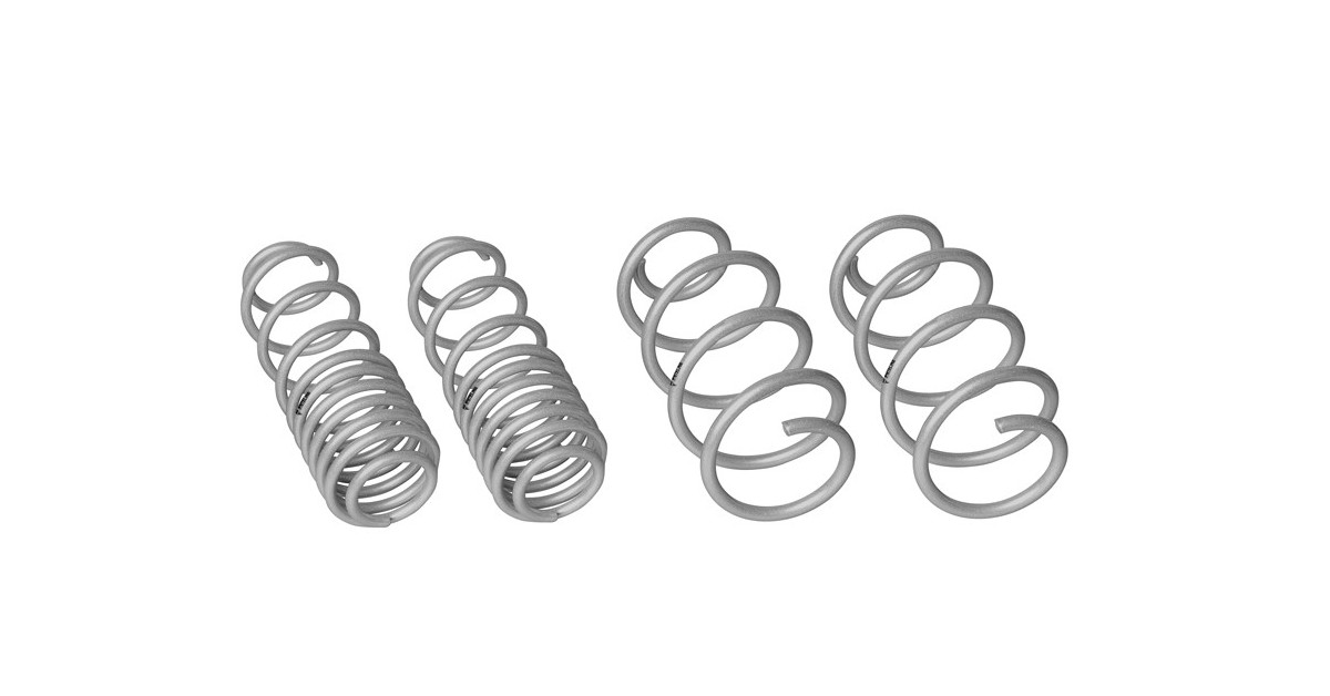 Front And Rear Coil Springs Lowered Vw Polo 1 4 Gti 180cv 2010 05 2014 12 Gt2i