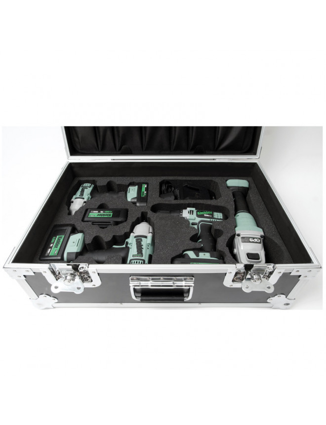 """Kielder® + 1/2""""+3/8"""" impact wrench + angle grinder + drill driver"""