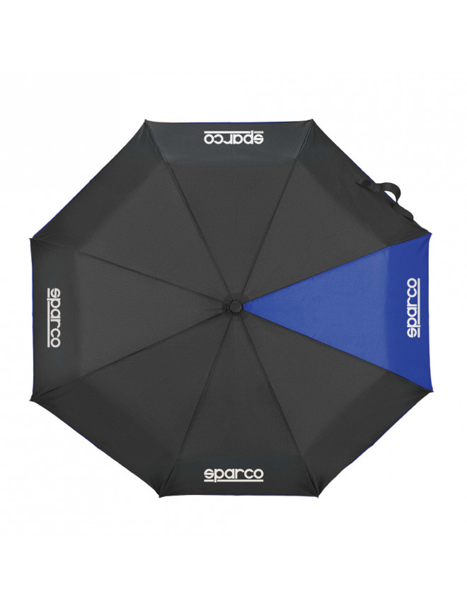 Sparco foldable umbrella with torch