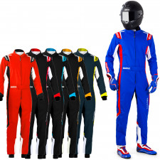 Sparco Thunder Karting child suit