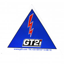 GT2i circuit breaker sticker