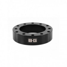 BG RACING Sterring wheel 20mm spacer 6x70 / 6x74 PCD (with screws) - image #