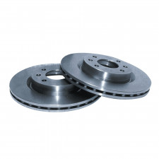 GT2i Group N brake disks Toyota Corolla/SW 1.3-1.6 Front 238x18 - image #
