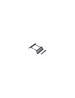 Fixation de siège baquet Sparco droite specifique pour Jeep Wrangler TJ de 1997 à 2006