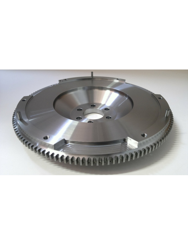 TTV Racing lite flywheel for Audi 1.8T 20V with 6 speed gearbox 02M and 240mm reinforced/race clutch