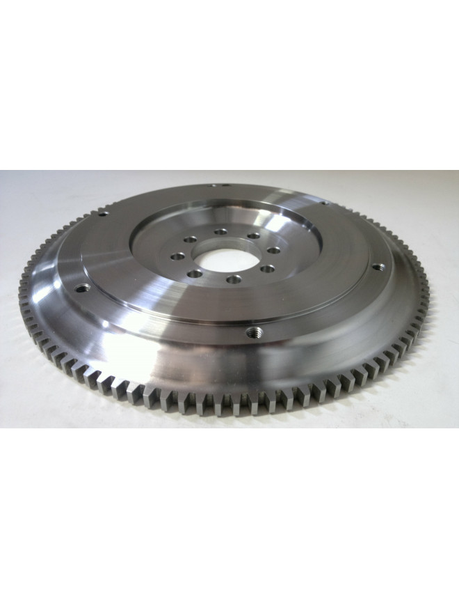 TTV Racing super lite flywheel for Alfa Romeo 101 and 105 with 184mm clutch with 8 bolts