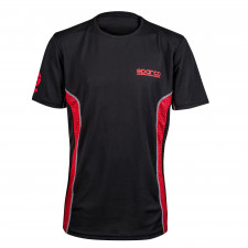 T-shirt GT-Vent Sparco Gaming poliestere