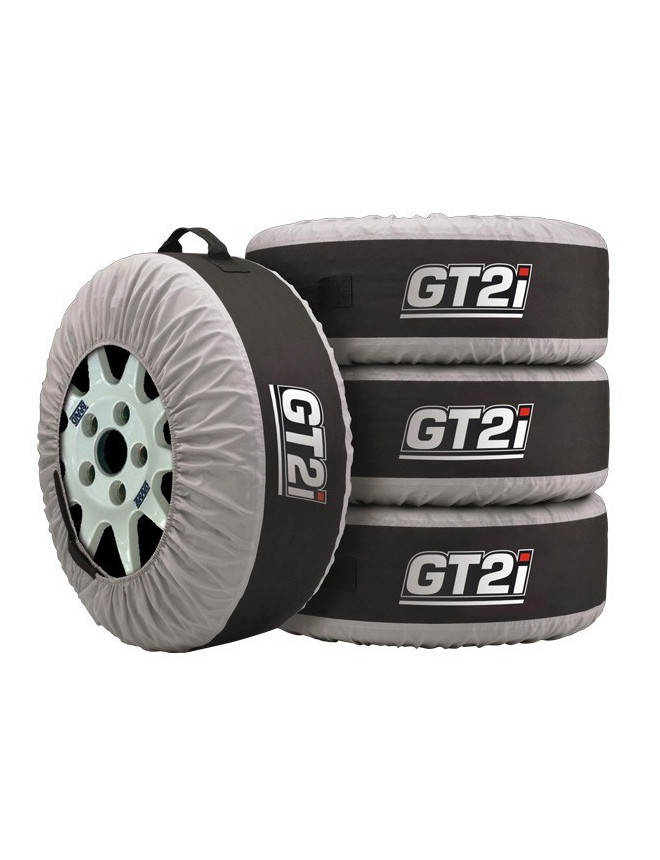GT2i Race & Safety Universal Tire Cover Kit