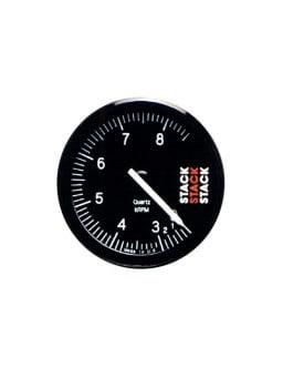 Stack Pro 0-3-8.5 revcounter Diameter 80mm black