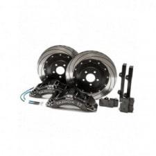 Kit gros freins 6 pistons Avant MERCEDES A-Class (W176) 160 CDI (176.011) 13-, disques 330x32 - image #