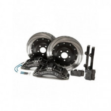 Kit gros freins 10 pistons Avant TOYOTA Celica GT-4 2.0 Turbo 16v 4WD (ST20 94-96, disques 340X30 - image #