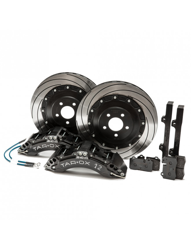 Kit gros freins 10 pistons Avant TOYOTA Celica GT-4 2.0 Turbo 16v 4WD (ST20 94-96, disques 340X30
