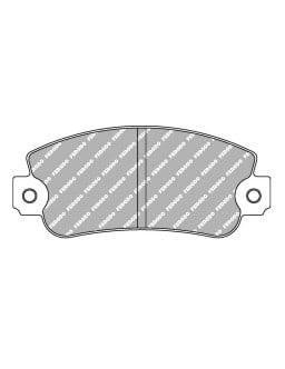 Plaquettes de frein Ferodo DSUNO avant pour AUTOBIANCHI Y10 1.0 01.90 - 12.96 étrier BENDIX