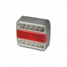 Feu arrière 5 fonctions 10 LED 12V - image #