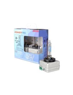 2 ampoules H8 55W SUPERWHITE (blister)