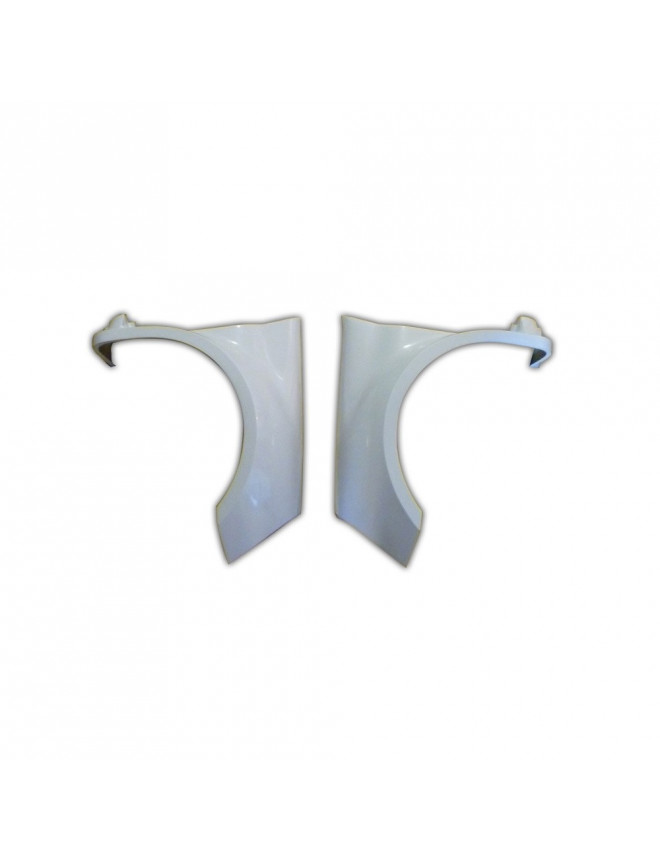Front Right Fender Renault Clio 3 RS Phase 1 Fiber