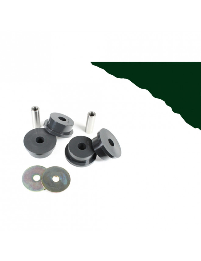 POWERFLEX HERITAGE Bushing Front Track Control Arm Outer Bush Saab 900 1994-1998 (2 Pieces)