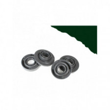 POWERFLEX HERITAGE bushes for Rear Subframe Front Mounting Bush InsertBMW E36 Série 3 (1990 - 1998) - image #