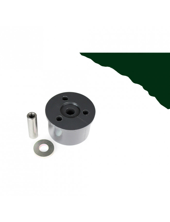 POWERFLEX HERITAGE bush for Gearbox Mounting Manual 94 on, All Years Auto Saab 9000 (1985-1998)