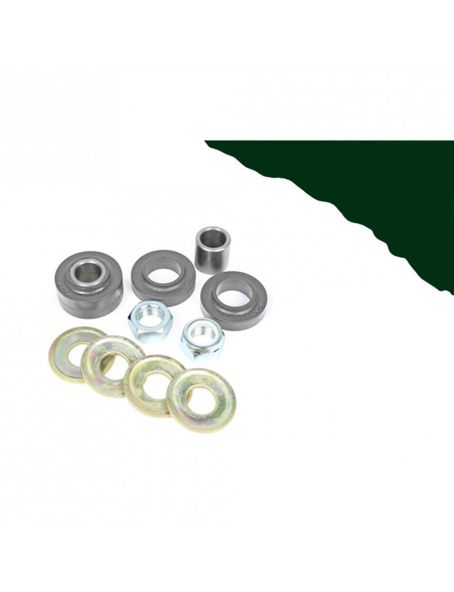 POWERFLEX HERITAGE Bushing Front Outer Control Arm Ford Escort MK1 (2 Pieces)